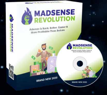 Madsense Revolution review   Launch Special Price $27-$37